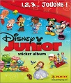 Disney Junior - 1, 2, 3... jouons! - Panini