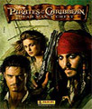 Pirates of the Caribbean 2 - Panini
